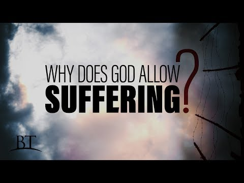 Beyond Today -- Why Does God Allow Suffering? (4K)