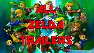 getlinkyoutube.com-All The Legend of Zelda Trailers (1986-2014)