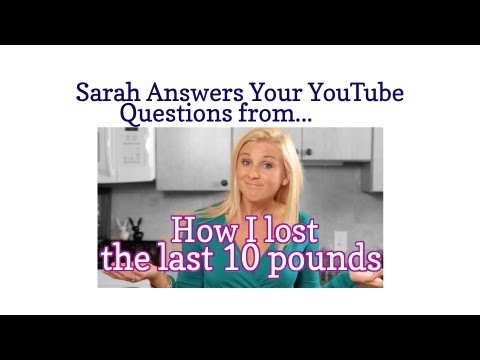 Sarah Answers Your Questions from