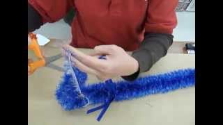 getlinkyoutube.com-Crankin' Out Crafts -ep239 Two-Straw lei
