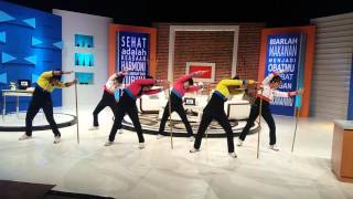 getlinkyoutube.com-Dance DS - Senam Tongkat