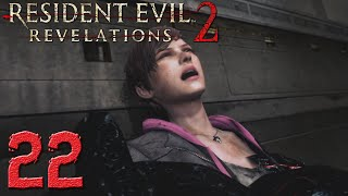 getlinkyoutube.com-Resident Evil: Revelations 2 - Tentacle Rape - Part 22