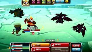 getlinkyoutube.com-Monster Legends Adventure Map Level 77