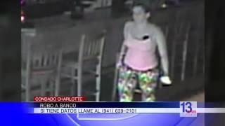 Robo violento en Charlotte County