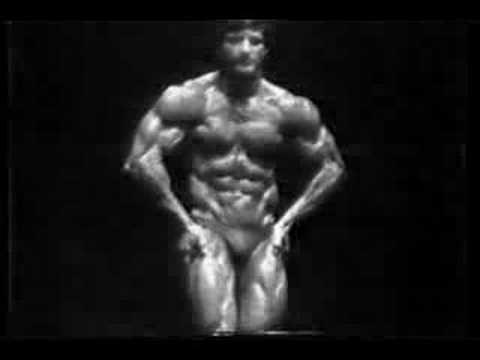 Frank Zane Mr. Olympia 1979
