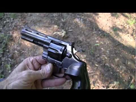 Colt Python ( Close-Up )