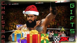 getlinkyoutube.com-WWE 2K16 My Career Mode - MY CHRISTMAS GIFT TO YOU! (EP. 70) [PS4/XBOX ONE/NEXT GEN Part 70]