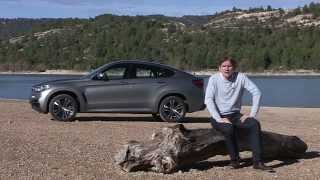 getlinkyoutube.com-BMW X6 M50d