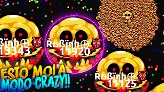 getlinkyoutube.com-ESTO MOLA!! Modo Crazy | Alis.io | Rubinho vlc
