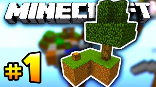 """getlinkyoutube.com-Minecraft SKY GRIND! """"SPAWNER!"""" #1 w/ PrestonPlayz & Lachlan"""