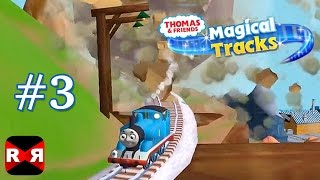 getlinkyoutube.com-Thomas and Friends: Magical Tracks - Kids Train Set - All Surprise Packs & Characters Unlocked #3