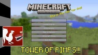 getlinkyoutube.com-Minecraft – TOWER OF PIMPS!!!