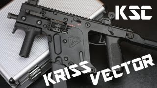 getlinkyoutube.com-KSC(KWA) GBB KRISS VECTOR SMGレビュー