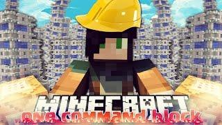 getlinkyoutube.com-COME CREARE UNA CITTÀ IN UN SECONDO - Minecraft ITA - One Command Block - Vanilla Mod