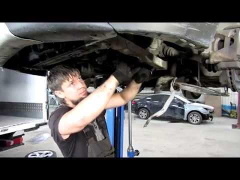 Как разобрать авто. Разбираем Пежо 3008 и снимаем двигатель EP6 c Peugeot 3008. Часть 2.
