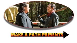"""NEGANS SNITCH, A """"DIRTY"""" MOVE & a side of DWIGHT & DARYL 