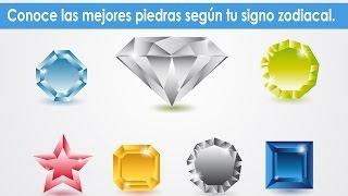 getlinkyoutube.com-Las mejores piedras o gemas para cada signo zodiacal.