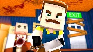 BABY HELLO NEIGHBOR!? | Hello Neighbor Minecraft Roleplay