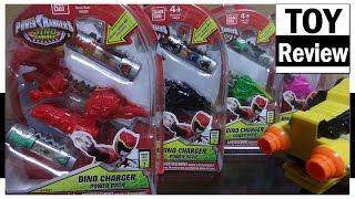 getlinkyoutube.com-파워레인저 다이노포스 다이노셀 그린 & 핑크 미국판 장난감 Power Rangers Dino Charge Power Pack Green & Pink toy