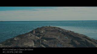 getlinkyoutube.com-Sony a7S II Test Footage | 4k and 120fps