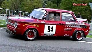getlinkyoutube.com-Rossfeldrennen 2014 - Oldtimer Bergrennen - Autos 86 - 94 NSU, DKW, VW
