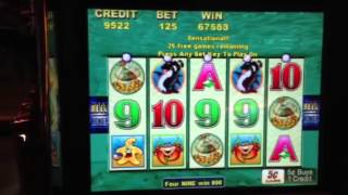 getlinkyoutube.com-Mega Jackpot Whale of Cash Slot Bonus