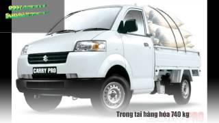 getlinkyoutube.com-Suzuki Carry PRO 2015