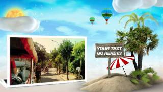 "getlinkyoutube.com-after effects templates ""Summer Vacation"" www.istockplus.com"