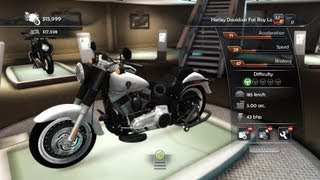 getlinkyoutube.com-Test Drive Unlimited 2™ Motorcycle DLC2 review HD