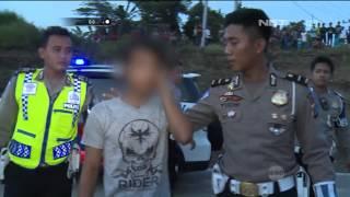 getlinkyoutube.com-86 Aksi Dramatis Penggerebekan Balap Liar di Pasuruan