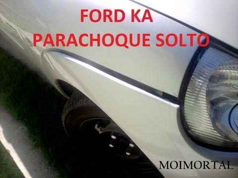 FORD KA PARACHOQUE SOLTO  (NÃO MAIS)