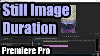 getlinkyoutube.com-How to change Duration of Still Images in Adobe Premiere Pro CC 2015