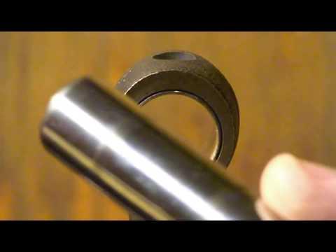 2-я Попытка измерить зазор между шатунной втулкой и поршневым пальцем