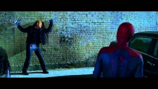 getlinkyoutube.com-The Amazing Spider-Man - Spider-Man vs. Car Thief