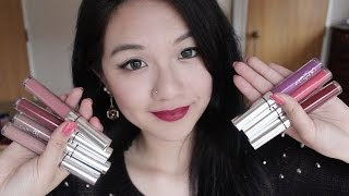 Colourpop Ultra Matte Liquid Lipsticks | LIP SWATCHES & TIPS/TRICKS | Asian Skin