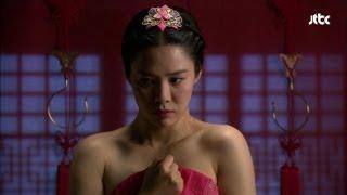 getlinkyoutube.com-[Eng Sub] [JTBC] 꽃들의 전쟁 - 김상궁 앞에서 알몸이 된 얌전