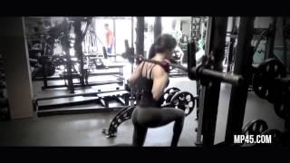 getlinkyoutube.com-Jen Selter - Workout in Yoga Pants