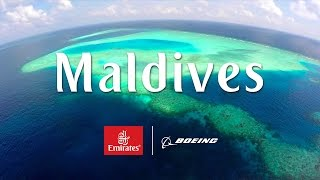getlinkyoutube.com-View from Above- Maldives
