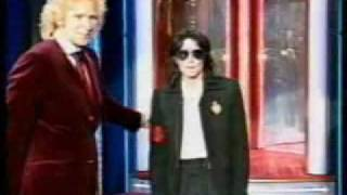 getlinkyoutube.com-Michael jackson at Wetten Dass..? Part 1