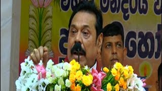 Leaders also responsible for safeguarding Buddhism - Rajapaksa