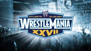"getlinkyoutube.com-WWE: Wrestlemania 27 Theme Song - ""Written In The Stars"" by Tinie Tempah featuring Eric Turner"