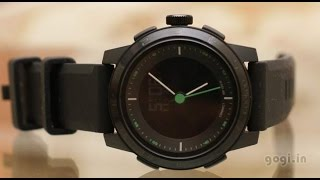 getlinkyoutube.com-CooKoo 2 Smartwatch review - works with iOS and Android devices