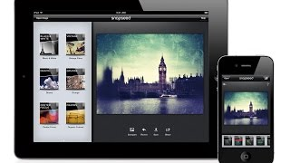 Snapseed editing fotografico per iPhone iPad e Android