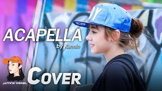 getlinkyoutube.com-Acapella - Karmin cover by Jannine Weigel