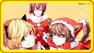 getlinkyoutube.com-[VIỆT SUB] Jingle Bells Funny - 96 Neko, Tenchou, Kogeinu [Dreamer Sub]