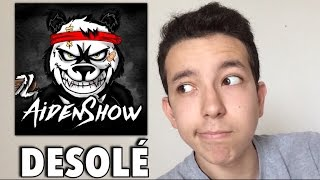 getlinkyoutube.com-DÉSOLÉ AIDENSHOW (Maj Raconte #6)