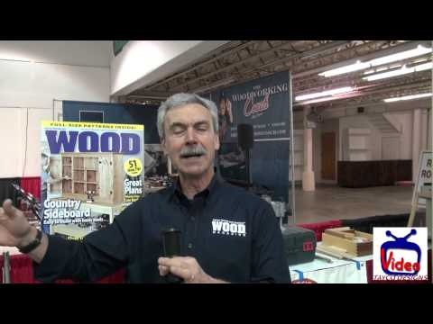 Woodworking Show 2014  Jim Heavey