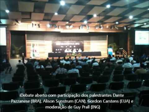 Tradução simultânea na ExpoGenética 2012 em Uberaba - MG