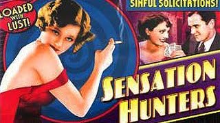 getlinkyoutube.com-Sensation Hunters (1933) - Full Movie