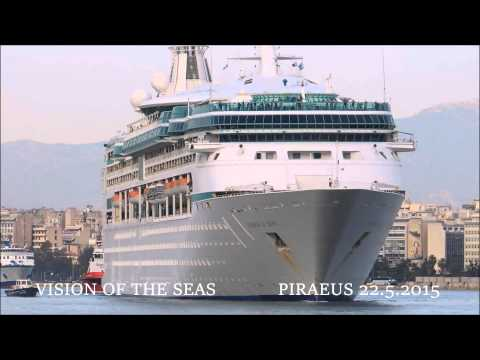 Click to view video VISION OF THE SEAS